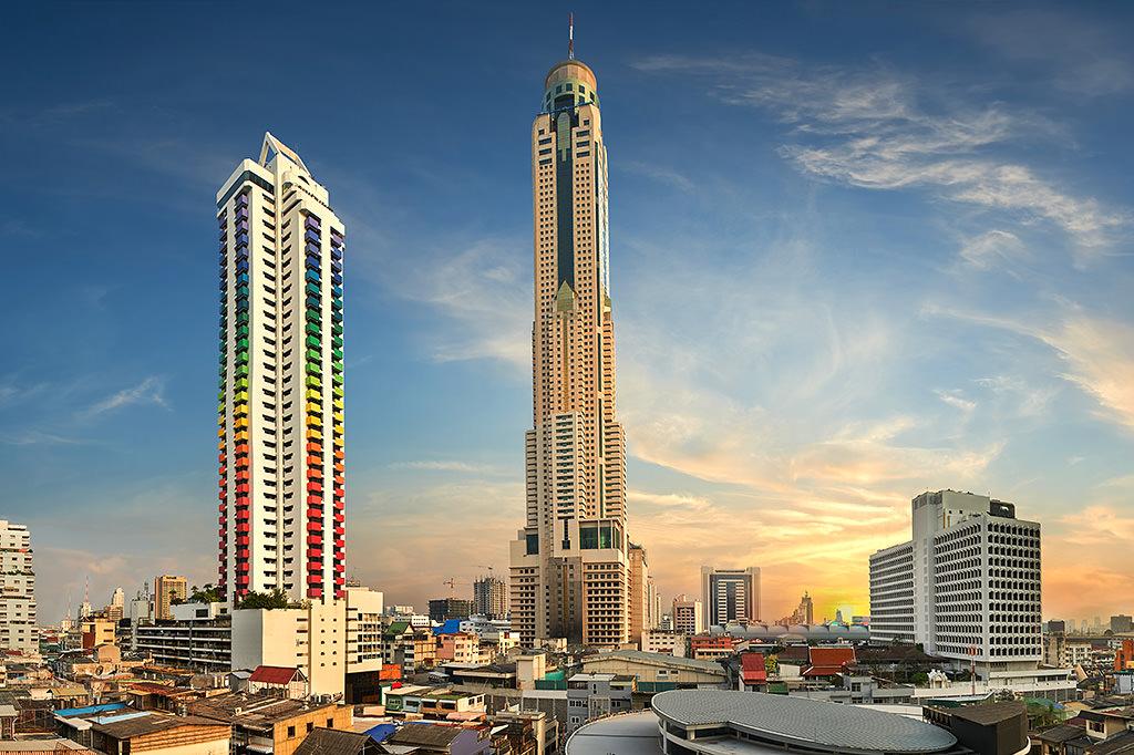 هتل بایوکه در بانکوک