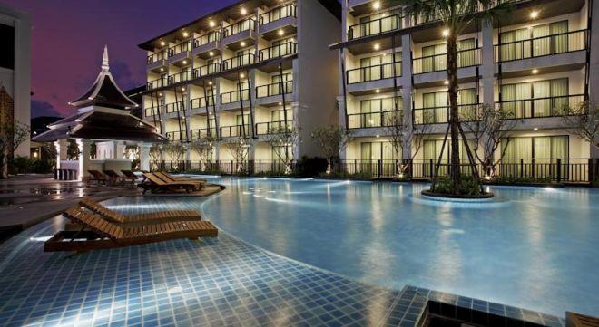 هتل سنترا آندا دوی کرابی در تایلند