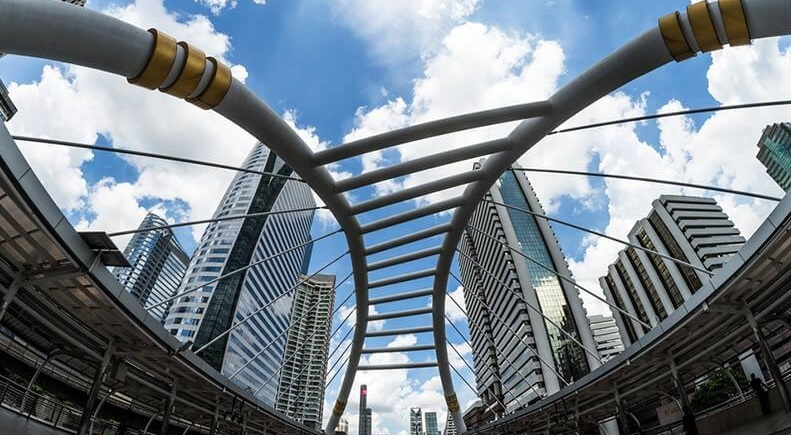 پل های جذاب تایلند