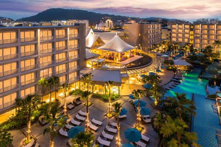 هتل گراند مرکور پوکت