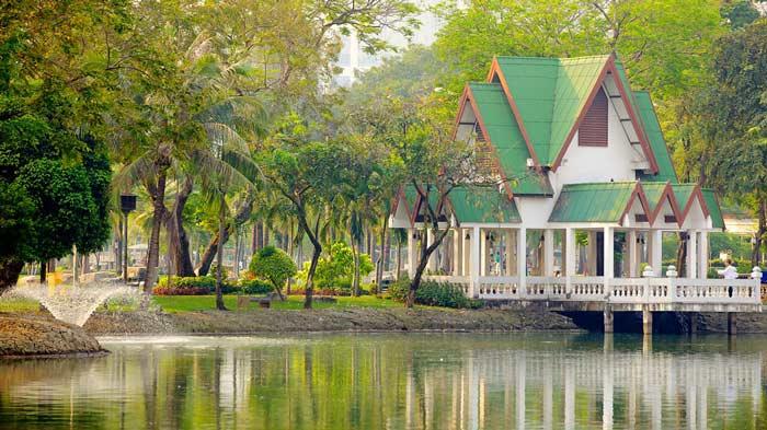 پارک لومپینی در تور تایلند