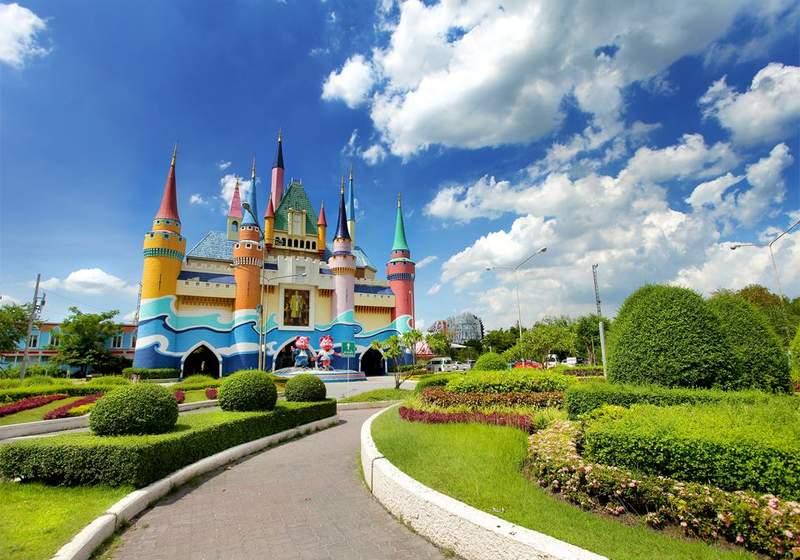 پارک آبی سیام بانکوک