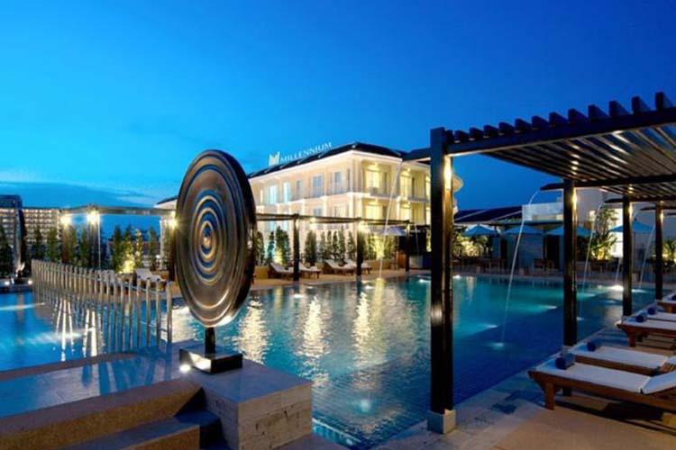 هتل ملنیوم در تور پوکت
