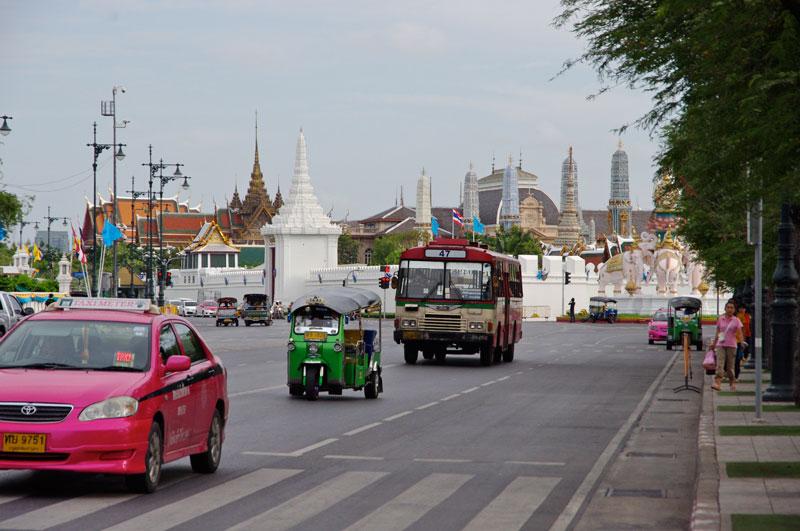 حمل و نقل عمومی در بانکوک