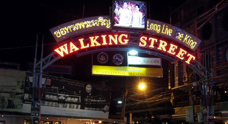 خیابان واکینگ استریت پاتایا